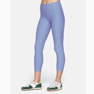 Outdoor Voices Lilac Warmup Leggings